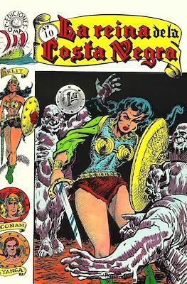 La Reina de la Costa Negra (2ª época - Grapa) #10