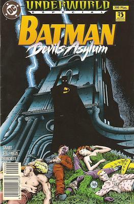 Batman Devils Asylum. Underworld especial