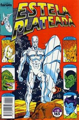 Estela Plateada Vol. 1 / Marvel Two-In-One: Estela Plateada & Quasar (1989-1991) (Grapa 32-64 pp) #15