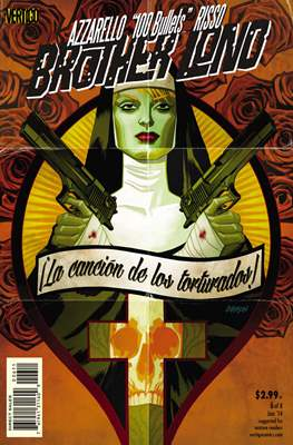 100 Bullets: Brother Lono (Comic Book) #6