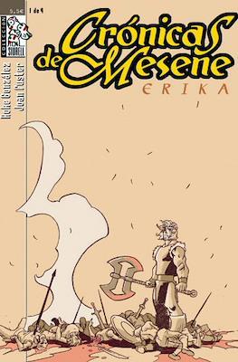 Crónicas de Mesene. Erika