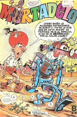 Mortadelo (1987-1991) (Grapa) #120