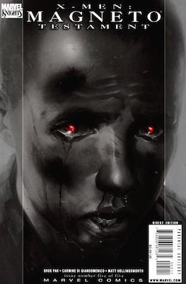X-Men: Magneto Testament (Comic Book) #5