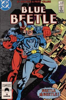 Blue Beetle Vol. 1 #18