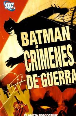 Batman: Crímenes de guerra