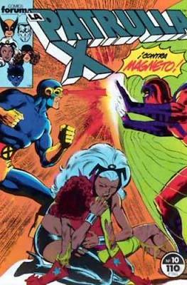 La Patrulla X Vol. 1 (1985-1995) #10