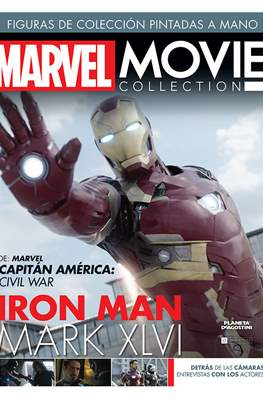 Marvel Movie Collection (Grapa) #23