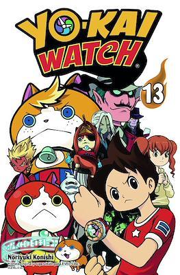 Yo-kai Watch (Rústica) #13
