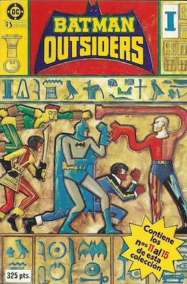 Batman y los Outsiders / Los Outsiders #3