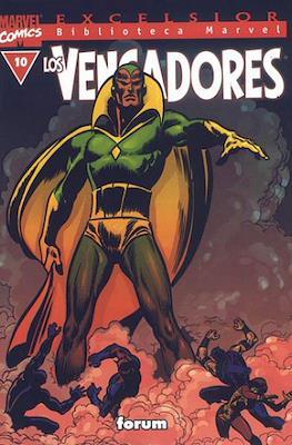 Biblioteca Marvel: Los Vengadores (1999-2001) (Rústica 160 pp) #10