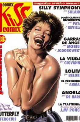 Kiss Comix #48