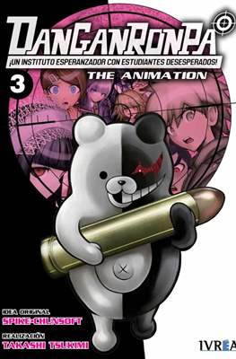 Danganronpa: The Animation (Rústica con sobrecubierta) #3