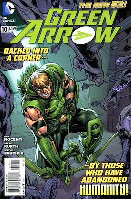 Green Arrow Vol. 5 (2011-2016) #10