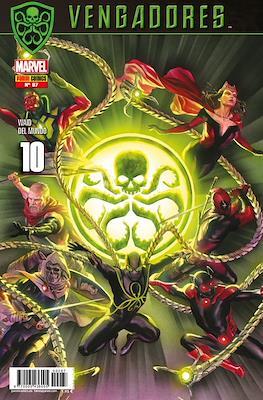 Los Vengadores Vol. 4 (2011-) (Grapa) #87