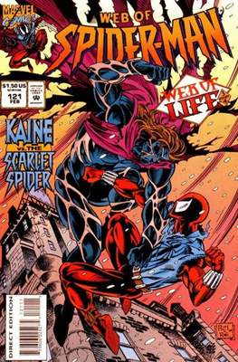 Web of Spider-Man Vol. 1 (1985-1995) (Comic-book) #121