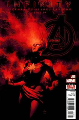 Avengers Vol. 5 (2013-2015) (Comic Book) #19
