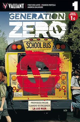 Generation ZerØ (Grapa) #1