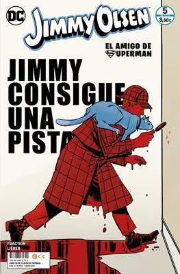 Jimmy Olsen: El amigo de Superman (Grapa) #5