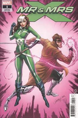 Mr. & Mrs. X (Variant Covers) (Comic Book) #1