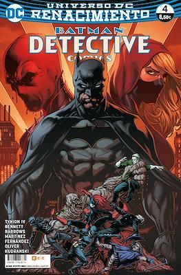 Batman: Detective Comics. Renacimiento (Rústica 72 pp) #4