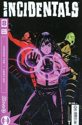 Incidentals (Comic book) #8