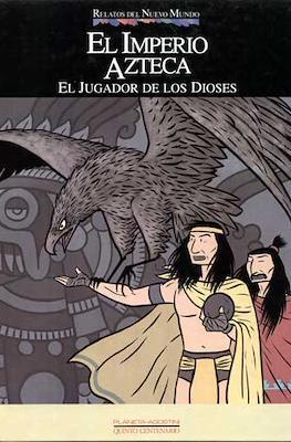 Relatos del Nuevo Mundo (Cartoné 72 pp) #7