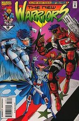 The New Warriors (Comic-Book) #58