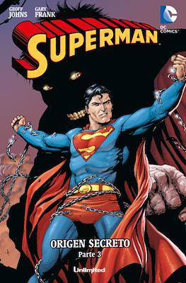 Superman. Origen secreto (Rústica) #3