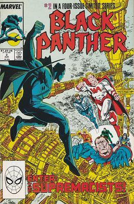 Black Panther vol.2 (1988) (Comic Book) #2