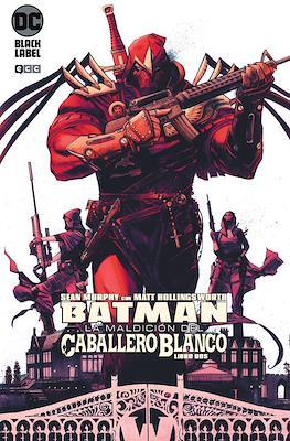 Batman: La maldición del Caballero Blanco (Grapa) #2