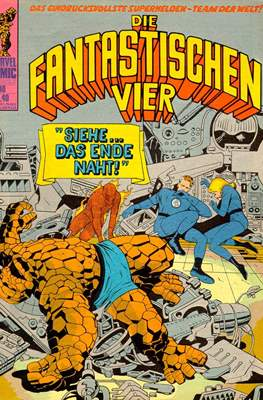 Die Fantastischen Vier (Heften) #40