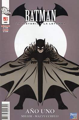 Batman. La Historia y la Leyenda (Grapa) #2