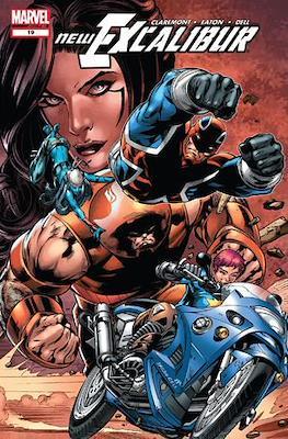 New Excalibur Vol 1 (Comic Book) #19