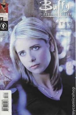 Buffy the Vampire Slayer: Haunted (2001-2002) (Comic Book) #3