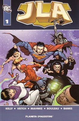 JLA  (2005-2007) (Rústica, 96 páginas) #1