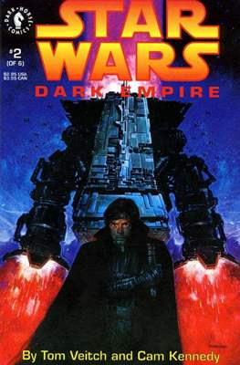 Star Wars: Dark Empire (Comic Book) #2