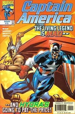 Captain America Vol. 3 (1998-2002) (Comic Book) #5