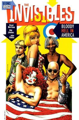 The Invisibles (Softcover) #4