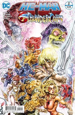 He-Man/Thundercats (Comic-book) #2