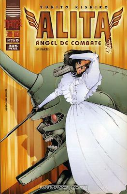 Alita, ángel de combate. 5ª parte #7