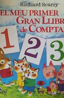 El meu primer gran llibre de comptar