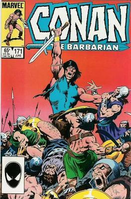 Conan The Barbarian (1970-1993) (Comic Book 32 pp) #171