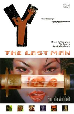 Y: The Last Man (Softcover) #5