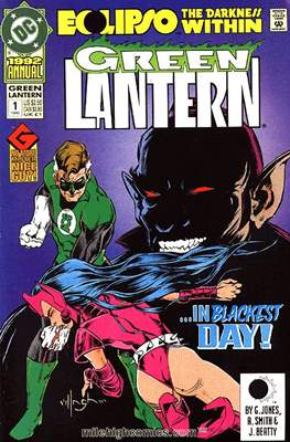 Green Lantern Annual Vol 3 (Comic-Book) #1