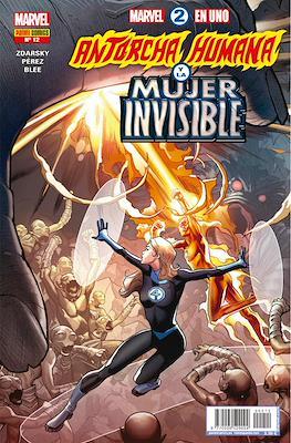 Marvel 2 en Uno: La Cosa y La Antorcha Humana #12