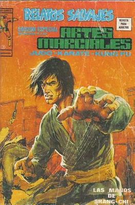 Relatos salvajes: Artes marciales Judo - Kárate - Kung Fu Vol. 1 (Rústica 52-68 pp. 1975-1979) #2