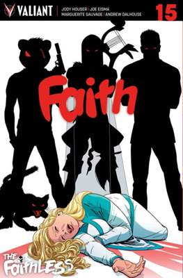 Faith (Grapa 24 pp) #15