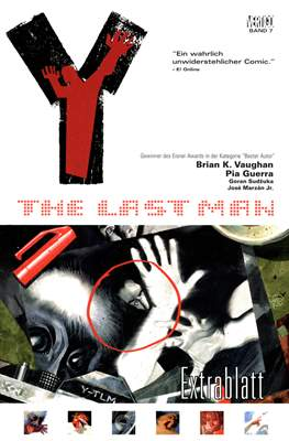 Y: The Last Man (Softcover) #7
