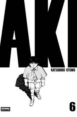 Akira (2005 - 2006) Rústica con solapas #6