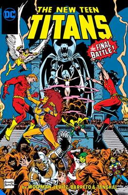 The New Teen Titans (Softcover) #12